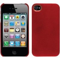 iPhone 4 / 4S Thinshield Snap-On Case Red