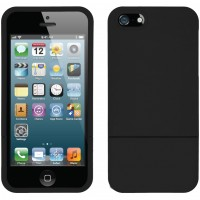 iPhone 5 / 5S Slider Case Black