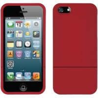 iPhone 5 / 5S Slider Case Red