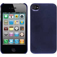 iPhone 4 / 4S Thinshield Snap-On Case Blue
