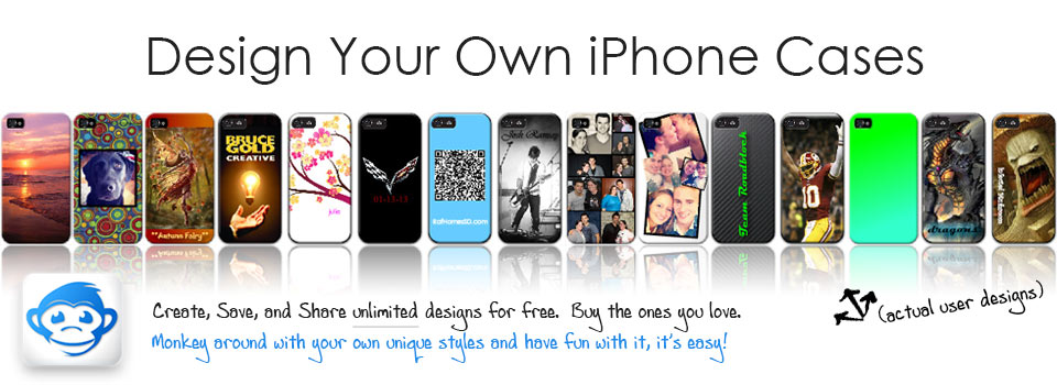 Design Your Own iPhone Case and Create Custom iPhone Cases!